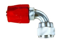 -4 AN Aeroquip 90° Reusable Hose End