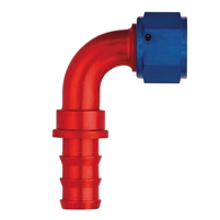-8 90° Socketless Hose End