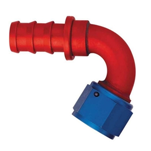-6 120° Socketless Hose End