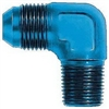 -10 AN to 3/8 NPT 90° Aeroquip Adapter Fitting