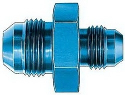 -6 to -4 Union Flare Coupler Reducer