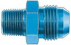 "-10 AN to 3/8"" NPT Aeroquip Adapter Fitting"