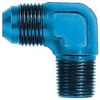 "-10 AN to 3/4"" NPT 90° Aeroquip Adapter Fitting"