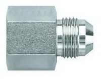 -10 AN to -8 AN Reducer Fitting
