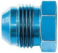 -12 AN External Hex Head Flare Plug