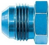 -16 AN External Hex Head Flare Plug