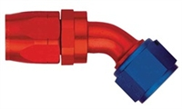 -6 AN Aeroquip 45° Reusable Hose End