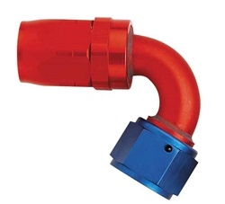 -6 AN Aeroquip 120° Reusable Hose End