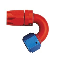 -12 AN Aeroquip 150° Reusable Hose End