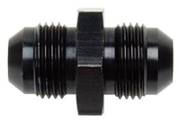 -12 Union Flare Coupler Black