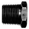 "3/8"" - 1/8"" Pipe Bushing Black"