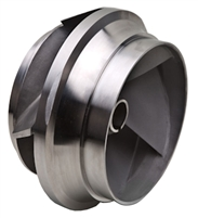 Berkeley Stainless Steel Impeller A cut
