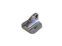 Aluminum Plate Pad Flat Two Bolt