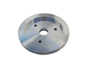 BBC Aluminum Single Groove Pulley