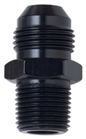 -10 AN to 3/4 NPT Fragola Adapter Fitting Black