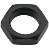 -10 AN Bulkhead Nut Black
