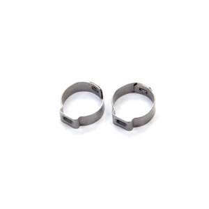 #6 Push Lock Clamp 2pk