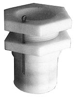 Morse Type Stuffing Box 1 inch
