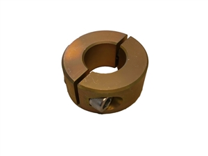 "1"" Split Safety Collar Cad Plated"