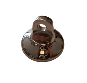 5/16 Plate Boss Chrome Plated Bronze
