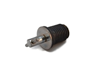 Chrome Screw Type Drain Plug Only