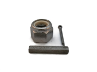 Stainless Steel Prop Nut Kit