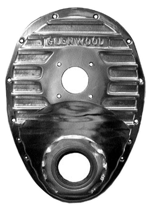 Small Block Chevy Timing Chain Cover