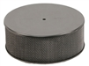 "10"" x 3"" Dominator Flame Arrestor, Polished Stainless Steel"