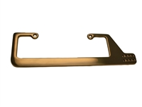Holley Stainless Steel Throttle Cable Bracket