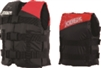 Youth Nylon Life Jacket, Red