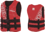 Jobe Youth Neoprene Vest, Red