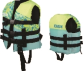 Child Nylon Life Jacket, Blue