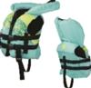 Infant Nylon Life Jacket Blue