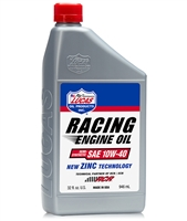 SAE 20W-50 Lucas Semi Synthetic Racing Engine Oil Qt.