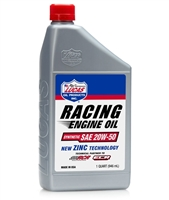 SAE 20W-50 Lucas Synthetic Racing Engine Oil Qt.