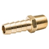 "1/2"" Hose to 3/8"" Male Pipe hose Barb Brass"