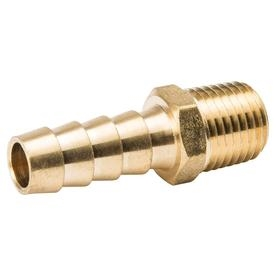 "5/8"" Hose to 3/4"" Male Pipe hose Barb Brass"