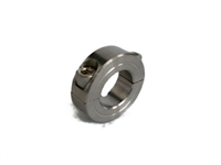 "7/8"" Split Stainless Steel Safety Collar"