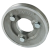 BBC Aluminum Single Groove Pulley Small Diameter