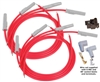 MSD Super Conductor Spark Plug Wire Set 8 Cyl 90° Plug