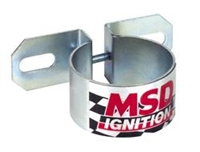 MSD Chrome Coil Bracket