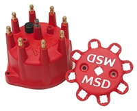 MSD Small Diameter Distributor Cap - 8431