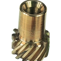 MSD Chevrolet Bronze Distributor Gear 0.500