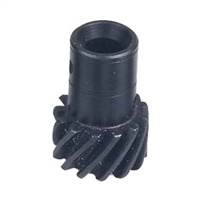 MSD Chevrolet Iron-Melonized Marine Distributor Gear 0.500
