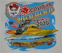 NJBA Covid-19 Showdown Event Shirts