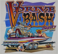 Billy B's V-Drive Bash Tee Shirt 2019
