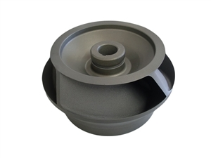 "Berkeley ""A"" Cut Aluminum Impeller"