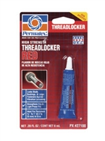Permatex High Strength Threadlocker RED