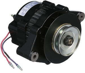 55 Amp Mando V-Belt Marine Alternator