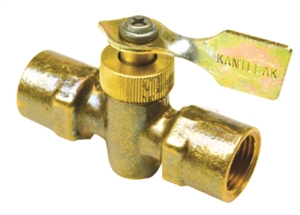 3/8 Female NPT Two Way Fuel Shut-Off Valve